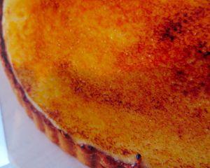 Matazaemon Custard Tart
