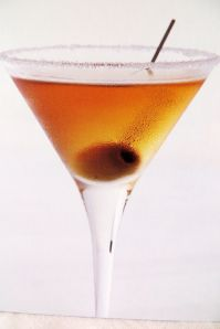 Vinegar Martini